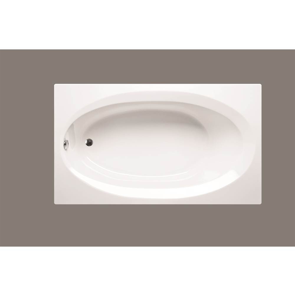 Americh Drop In Air Bathtubs item BE6042TA2-WH