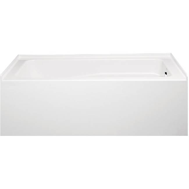 Americh Three Wall Alcove Soaking Tubs item KN6030BR-BI