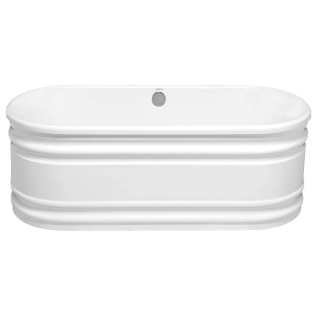 Americh Free Standing Soaking Tubs item NN6632T-WH