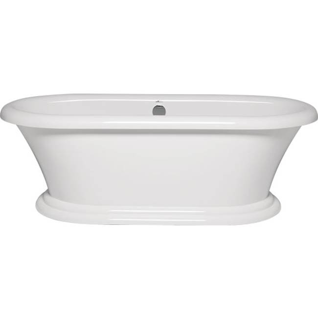 Americh Free Standing Soaking Tubs item RI7135T-WH