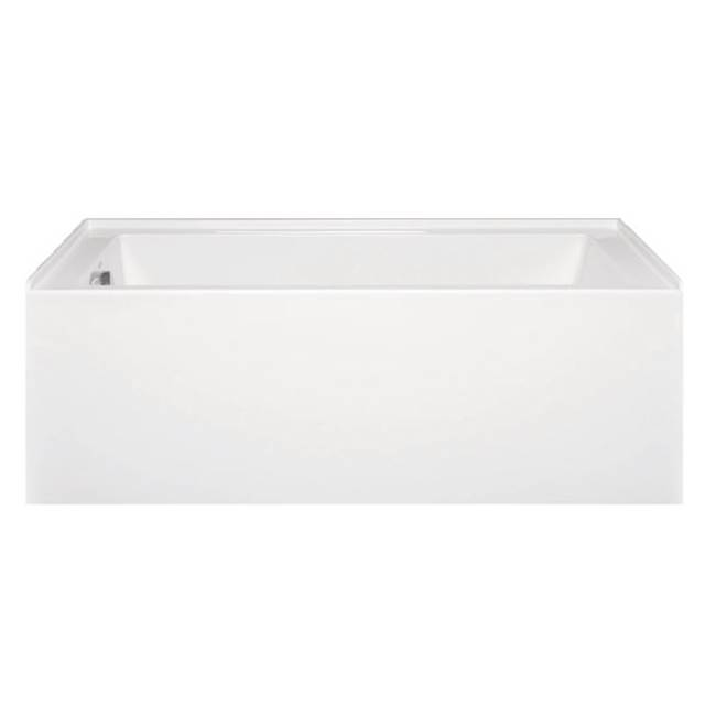 Americh Three Wall Alcove Soaking Tubs item TO6036TLA2-WH