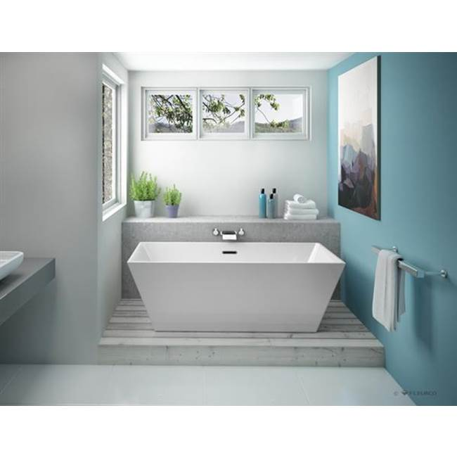 Aria By Fleurco Free Standing Soaking Tubs item BCA5631-18
