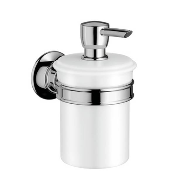 axor 42019820 ax montreux soap dispenser