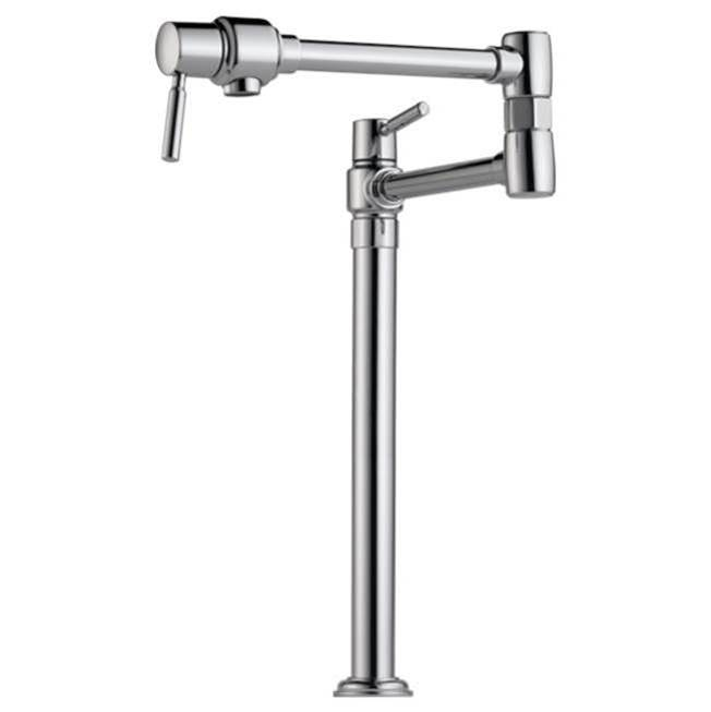 Kitchen Pot Filler Faucets Decorative Plumbing Distributors