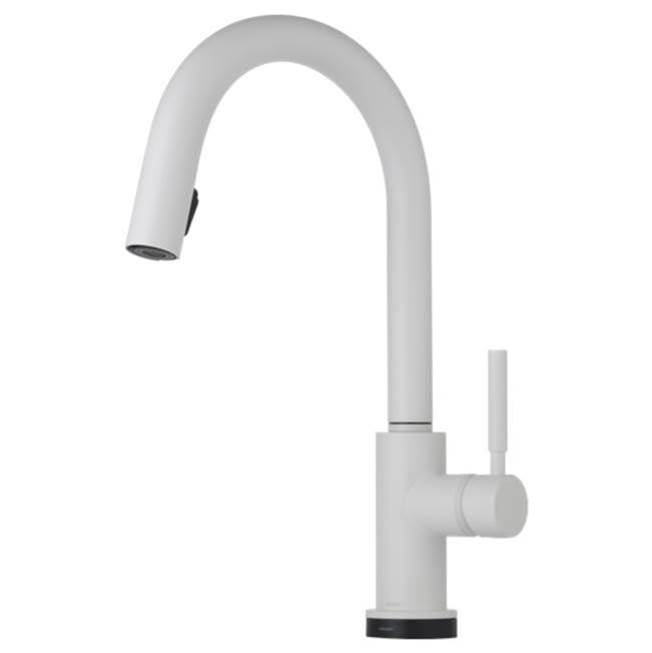 Brizo Single Hole Kitchen Faucets item 64020LF-MW