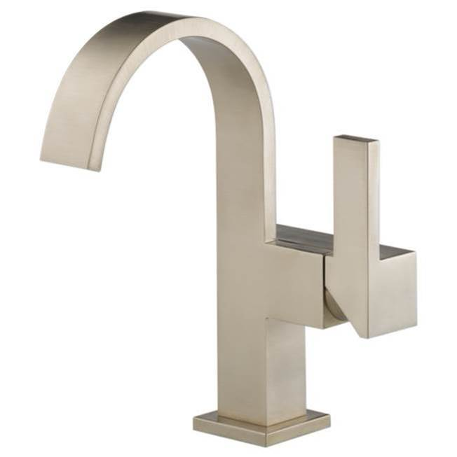 Brizo Single Hole Bathroom Sink Faucets item 65080LF-BN