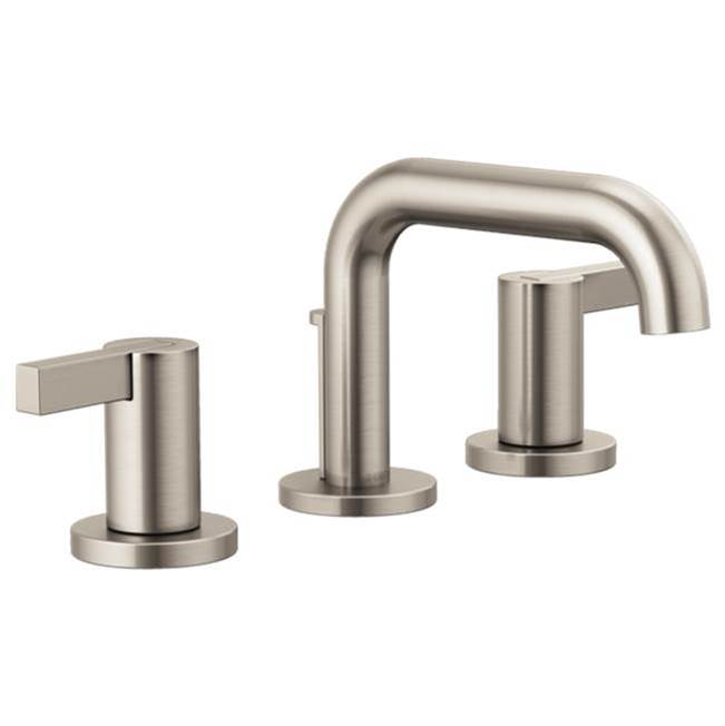 Brizo Widespread Bathroom Sink Faucets item 65337LF-NKLHP