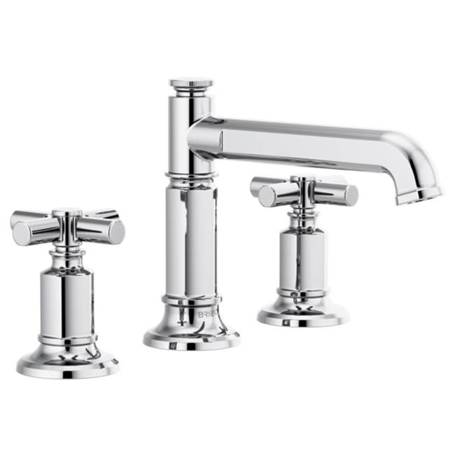 Brizo Widespread Bathroom Sink Faucets item 65377LF-PCLHP-ECO
