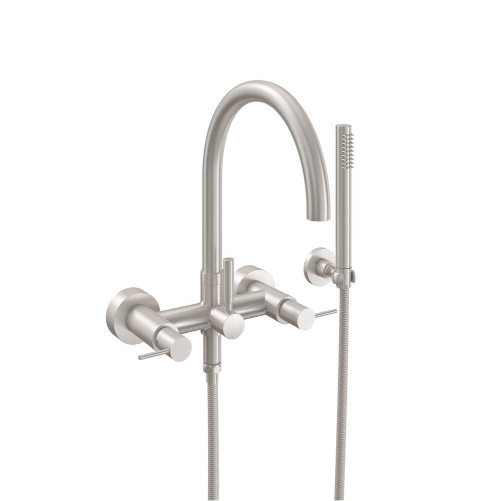 California Faucets Wall Mount Tub Fillers item 1106-E5.20-ORB