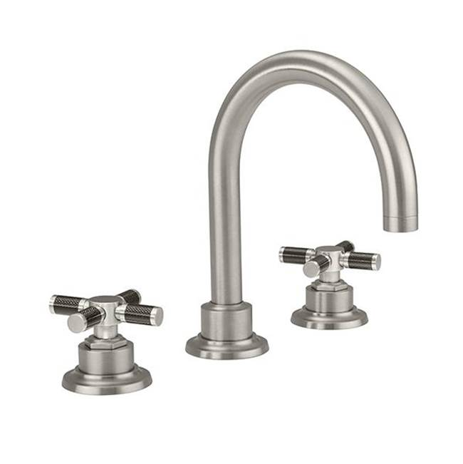California Faucets Widespread Bathroom Sink Faucets item 3102XFZB-MBLK