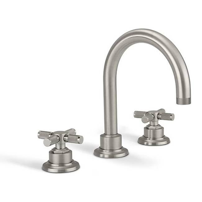 California Faucets Widespread Bathroom Sink Faucets item 3102XKZBF-ORB