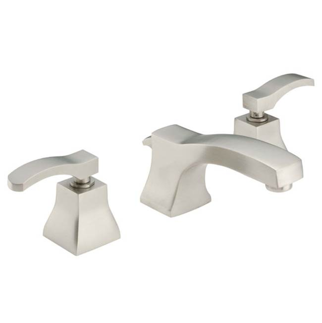 California Faucets Widespread Bathroom Sink Faucets item 4402ZB-MBLK
