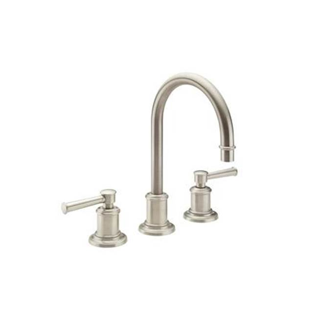 California Faucets Widespread Bathroom Sink Faucets item 4802ZB-MBLK