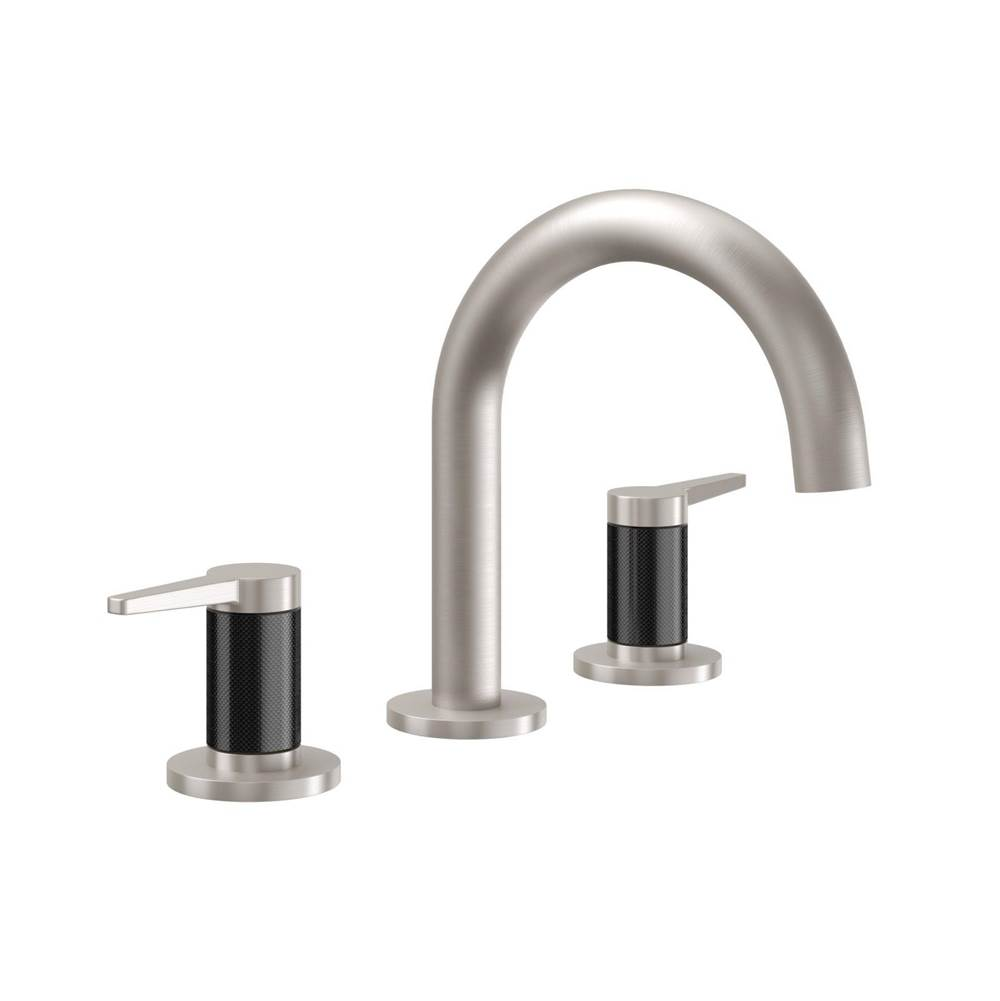 California Faucets Widespread Bathroom Sink Faucets item 5302MF-PN