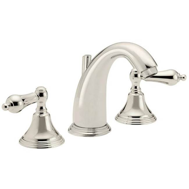 California Faucets Single Hole Bathroom Sink Faucets item 5502-BNU