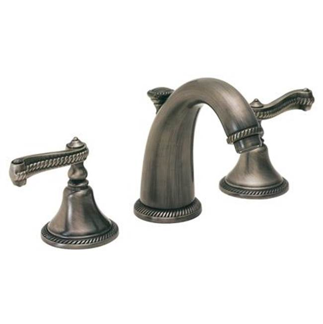 California Faucets Widespread Bathroom Sink Faucets item 5802ZB-FRG