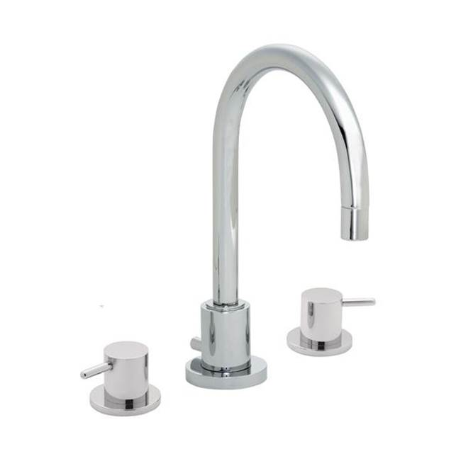 California Faucets Widespread Bathroom Sink Faucets item 6202-SBZ