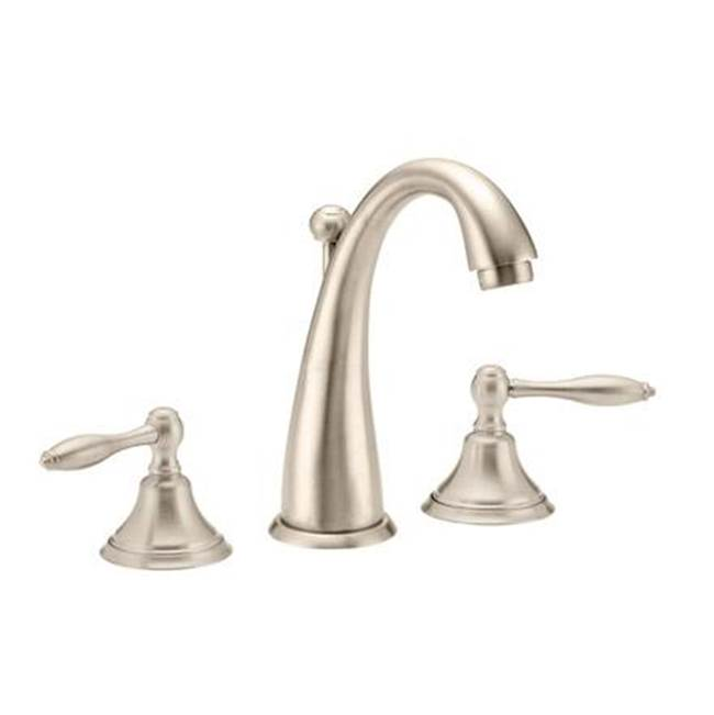 California Faucets Single Hole Bathroom Sink Faucets item 6402ZBF-MBLK