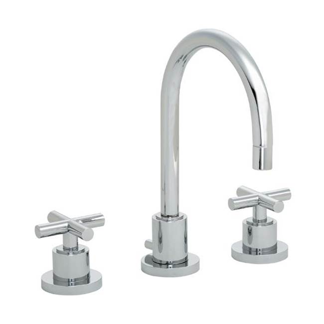 California Faucets Widespread Bathroom Sink Faucets item 6502ZF-SN
