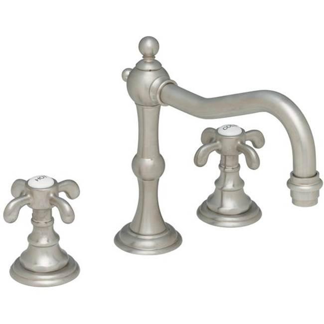 California Faucets   6702 ACO   8  Widespread Lavatory FaucetCalifornia Faucets 6702 ACO at Decorative Plumbing Distributors  . Decorative Bathroom Faucets. Home Design Ideas