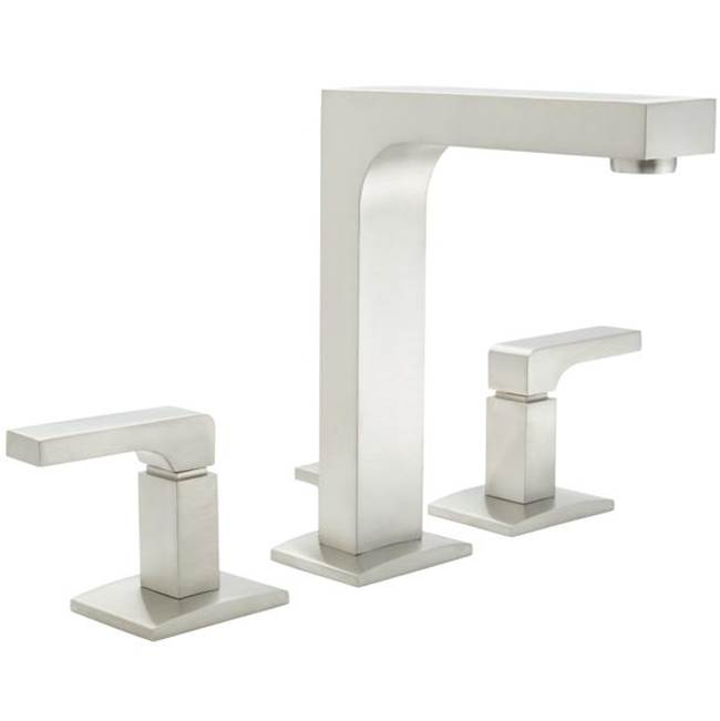 California Faucets Widespread Bathroom Sink Faucets item 7002ZBF-PN