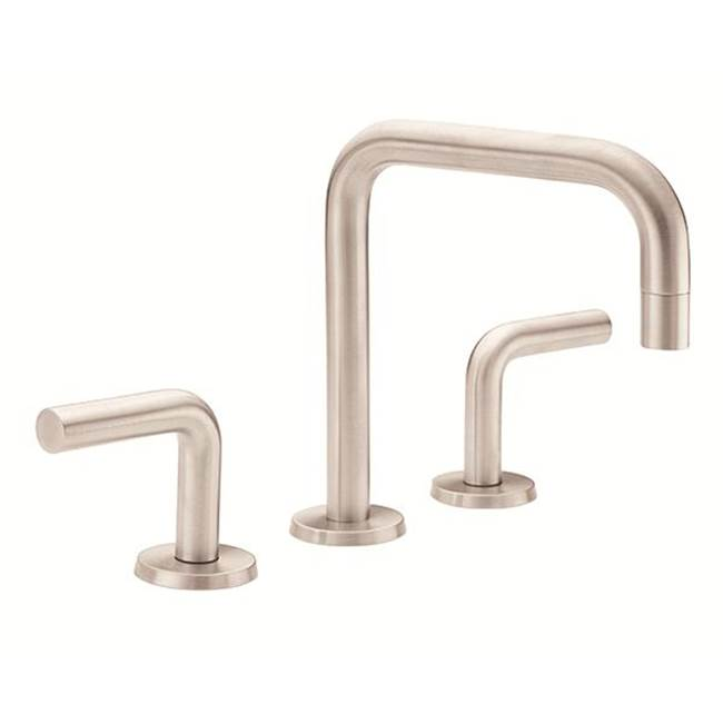 California Faucets Widespread Bathroom Sink Faucets item 7402ZB-USS