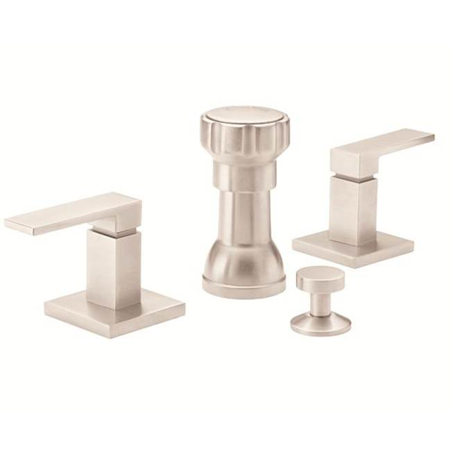 California Faucets Widespread Bathroom Sink Faucets item 7704-CB