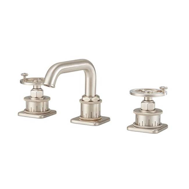 California Faucets Widespread Bathroom Sink Faucets item 8502WZBF-SC