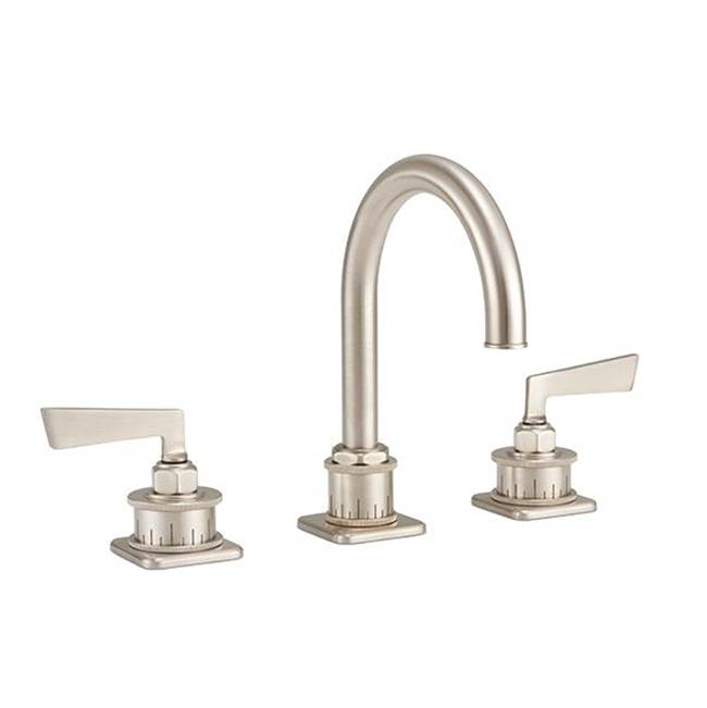California Faucets Widespread Bathroom Sink Faucets item 8602ZB-PB