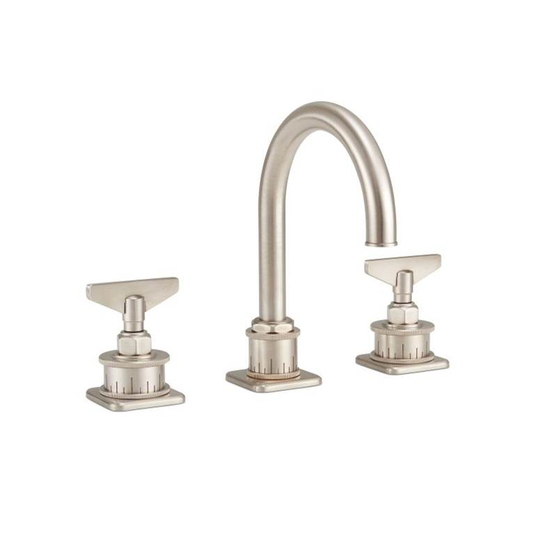 California Faucets Widespread Bathroom Sink Faucets item 8602BZBF-BNU