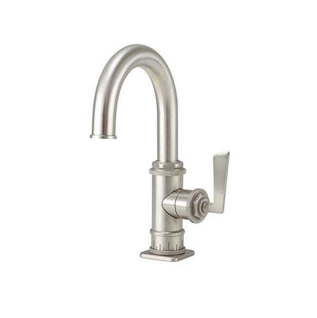 California Faucets Single Hole Bathroom Sink Faucets item 8609-1ZBF-MOB