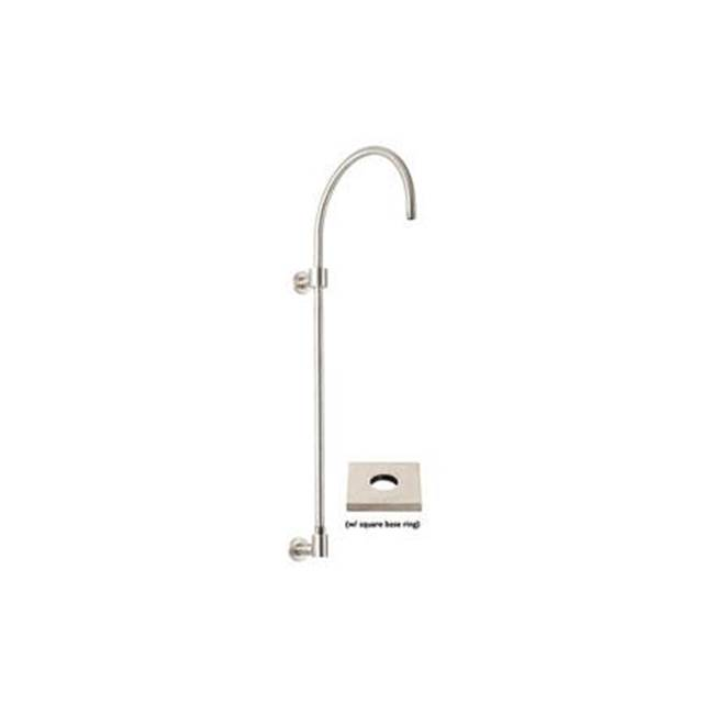 California Faucets Complete Systems Shower Systems item 9150C-MBLK
