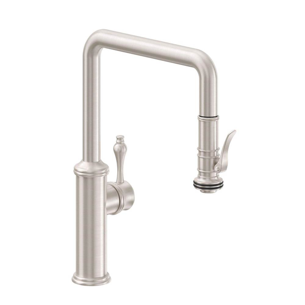 California Faucets Pull Down Faucet Kitchen Faucets item K10-103SQ-40-ORB