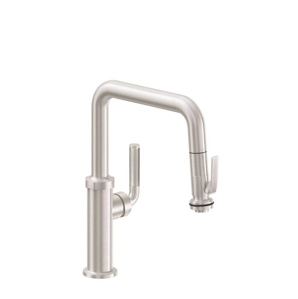 California Faucets Pull Down Faucet Kitchen Faucets item K30-103SQ-FL-ORB