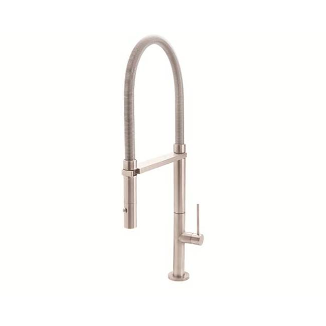 California Faucets Pull Out Faucet Kitchen Faucets item K50-150-ST-BBU