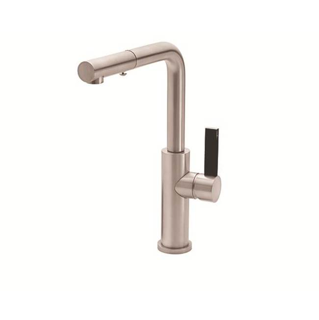 California Faucets Pull Out Faucet Kitchen Faucets item K51-110-BFB-BBU