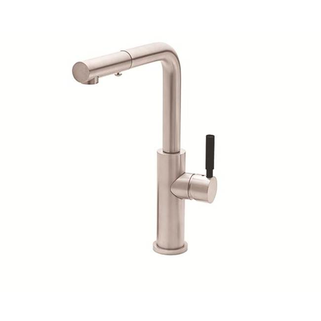 California Faucets Pull Out Faucet Kitchen Faucets item K51-110-BST-BNU