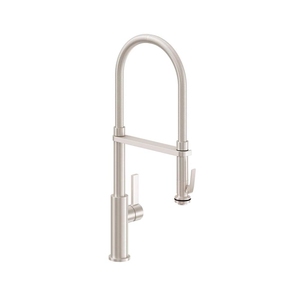 California Faucets Single Hole Kitchen Faucets item K51-150SQ-FB-ORB