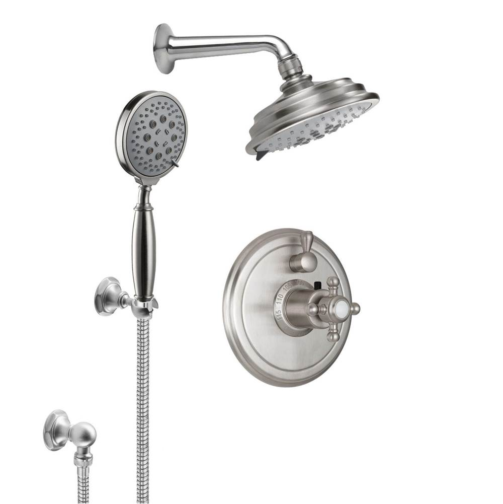 California Faucets Shower System Kits Shower Systems item KT02-47.20-GRP