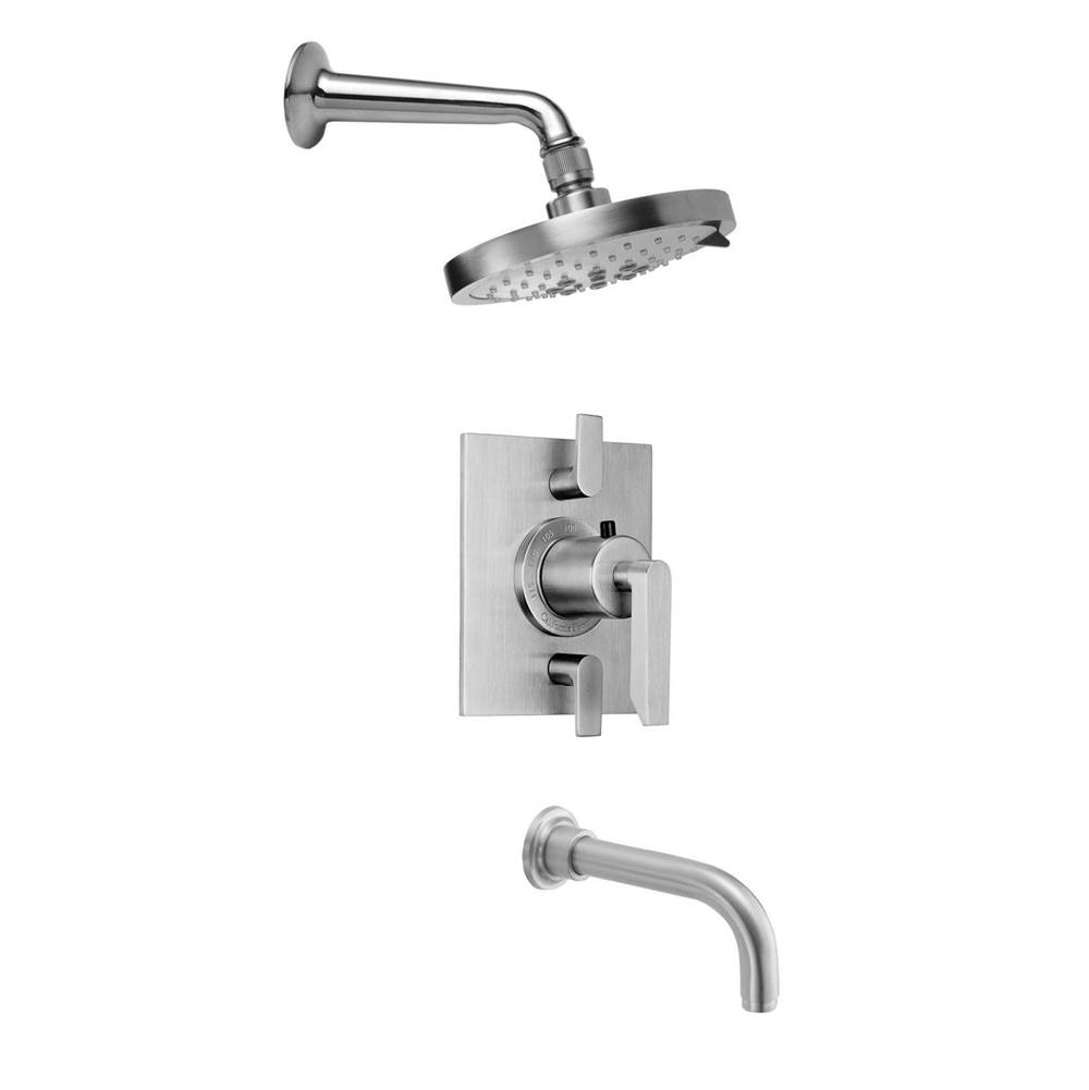 California Faucets Trims Tub And Shower Faucets item KT05-45.25-LSG
