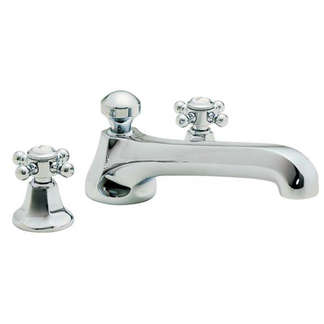 California Faucets Deck Mount Tub Fillers item TO-4708-ORB