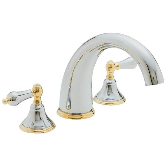 California Faucets Deck Mount Tub Fillers item TO-5508-BTB