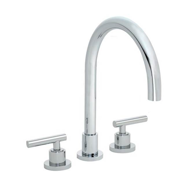 California Faucets Deck Mount Tub Fillers item TO-6608-LPG