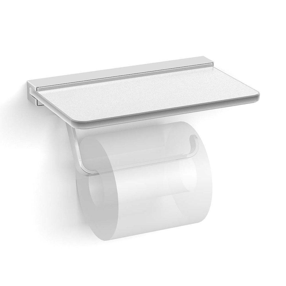 Harmoni Series Paper Holder with Shelf
