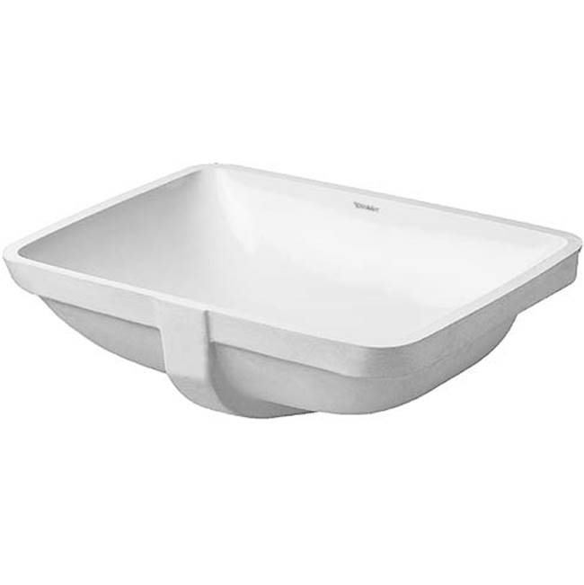 Duravit Undermount Bathroom Sinks item 0305490000