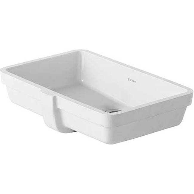 Duravit Undermount Bathroom Sinks item 03304800001