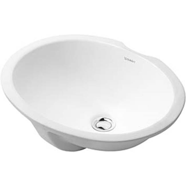 Duravit Undermount Bathroom Sinks item 0481570000