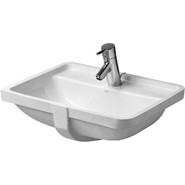 Duravit Undermount Bathroom Sinks item 0302490030