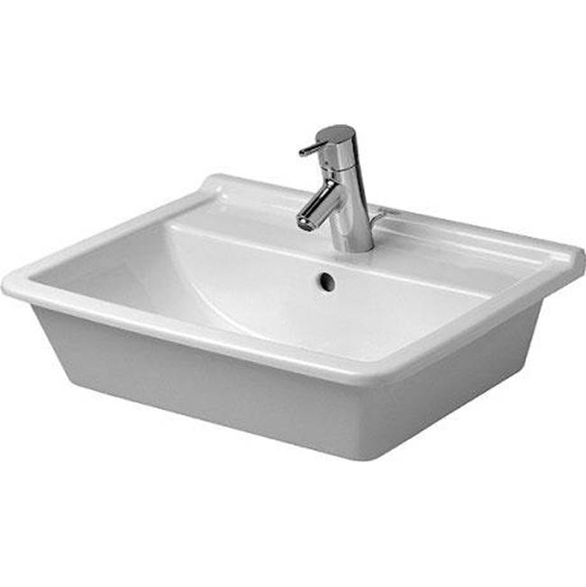Duravit Drop In Bathroom Sinks item 0302560030