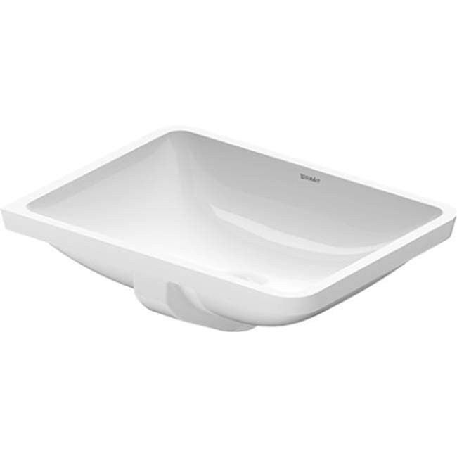 Duravit Undermount Bathroom Sinks item 03054900001
